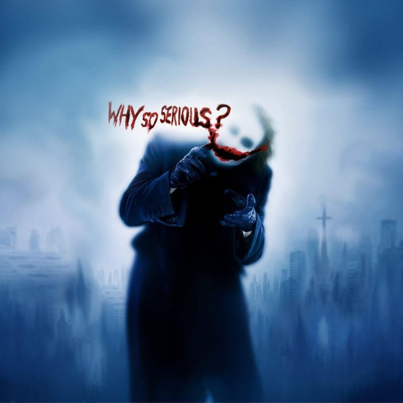 10 Latest Why So Serious Wallpapers FULL HD 1920×1080 For PC Desktop 2020 free download joker why so serious wallpapers wallpaper cave 1 800x800