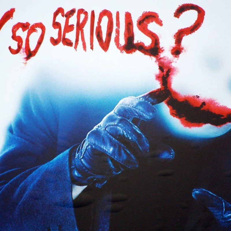 10 Most Popular Why So Serious Joker Picture FULL HD 1920×1080 For PC Desktop 2018 free download joker why so serious wallpapers wallpaper cave 3 800x800