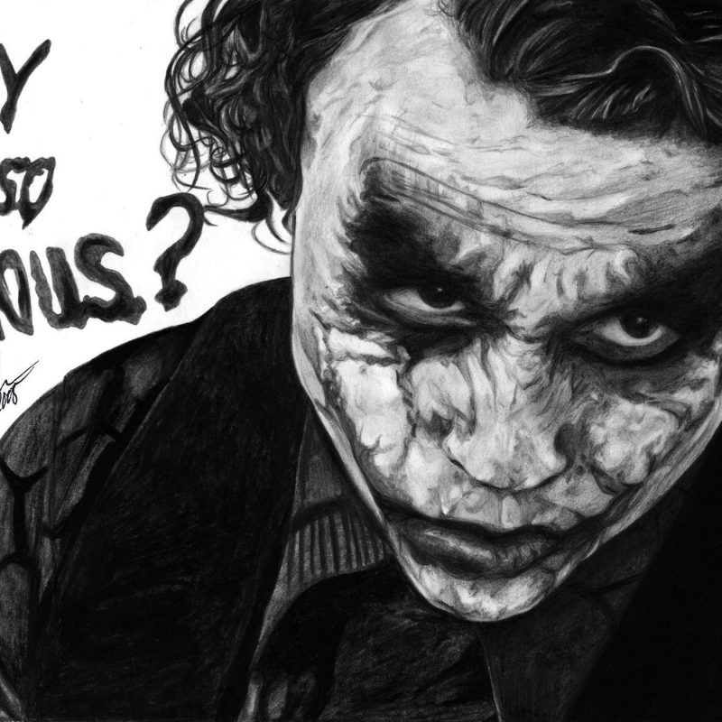 10 Most Popular Why So Serious Image FULL HD 1080p For PC Desktop 2020 free download joker why so serious wallpapers wallpaper cave 800x800