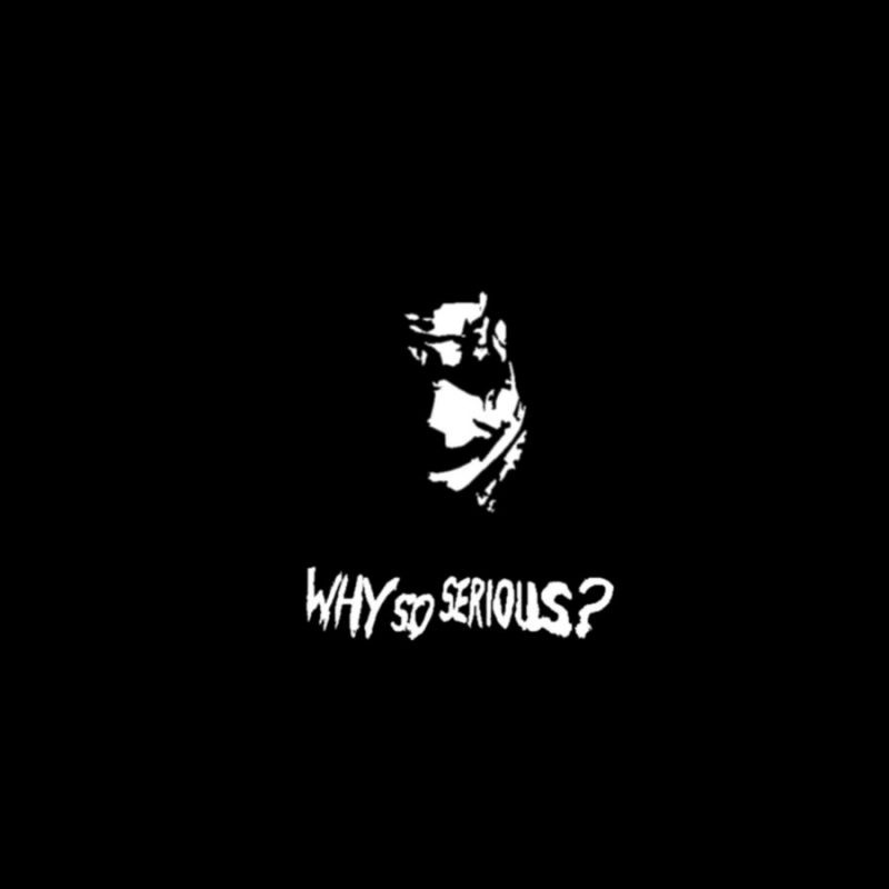 10 Latest Why So Serious Wallpapers FULL HD 1920×1080 For PC Desktop 2020 free download joker why so seriousrazzik88 on deviantart 800x800