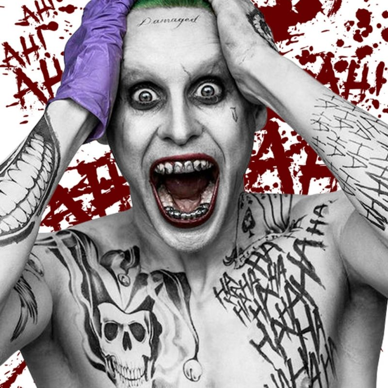 10 New Joker Suicidé Squad Wallpaper FULL HD 1080p For PC Background 2018 free download joker wig suicide squad for halloween 2015 http www amazon 800x800