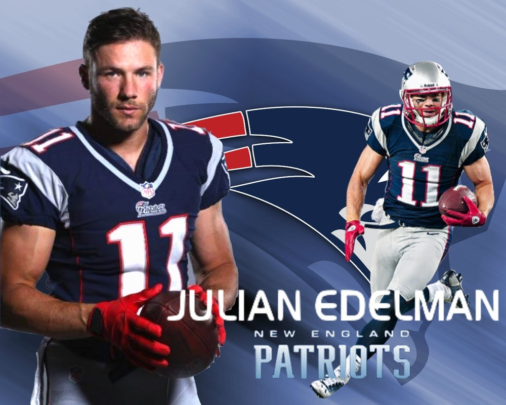 julian edelman-new england patriots wallpaper