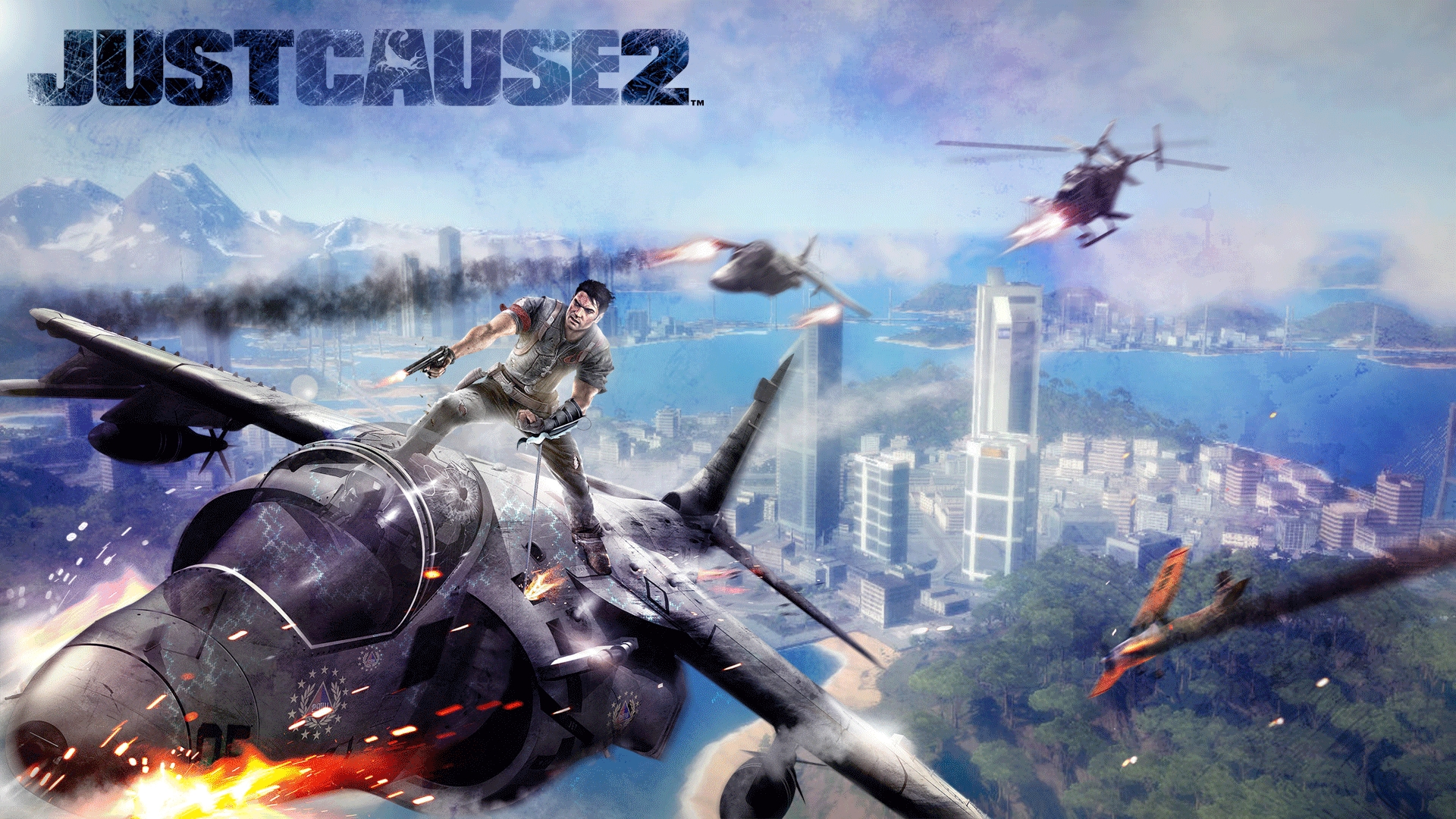 just cause 2 wallpapers, 33 widescreen hd wallpapers of just cause 2