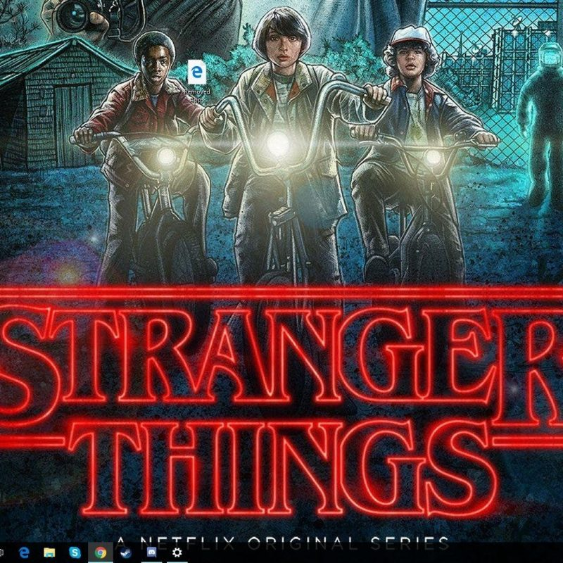 10 Best Stranger Things Desktop Wallpaper FULL HD 1920×1080 For PC Background 2018 free download just updated my desktop background strangerthings 800x800