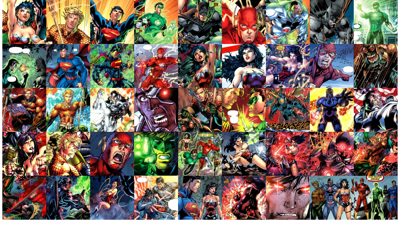 justice league new 52 wallpapers high quality » cinema wallpaper 1080p