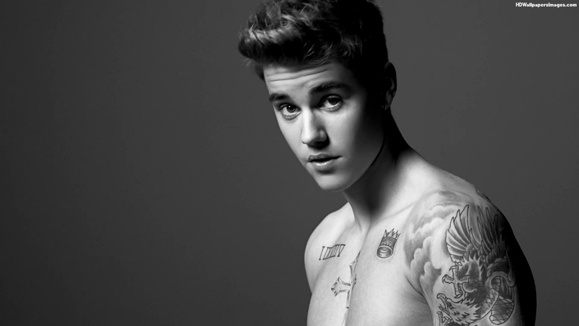 justin bieber body sportive - hd wallpapers - free wallpapers