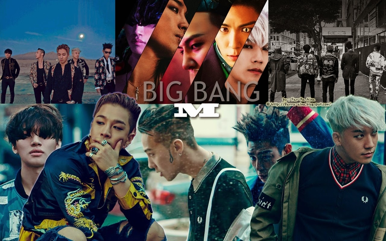 k-pop lover ^^: big bang - m wallpaper