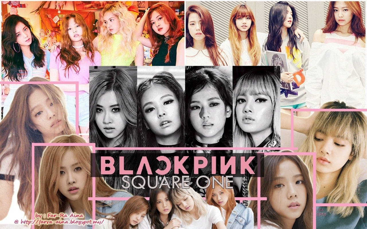 k-pop lover ^^: blackpink - square one wallpaper