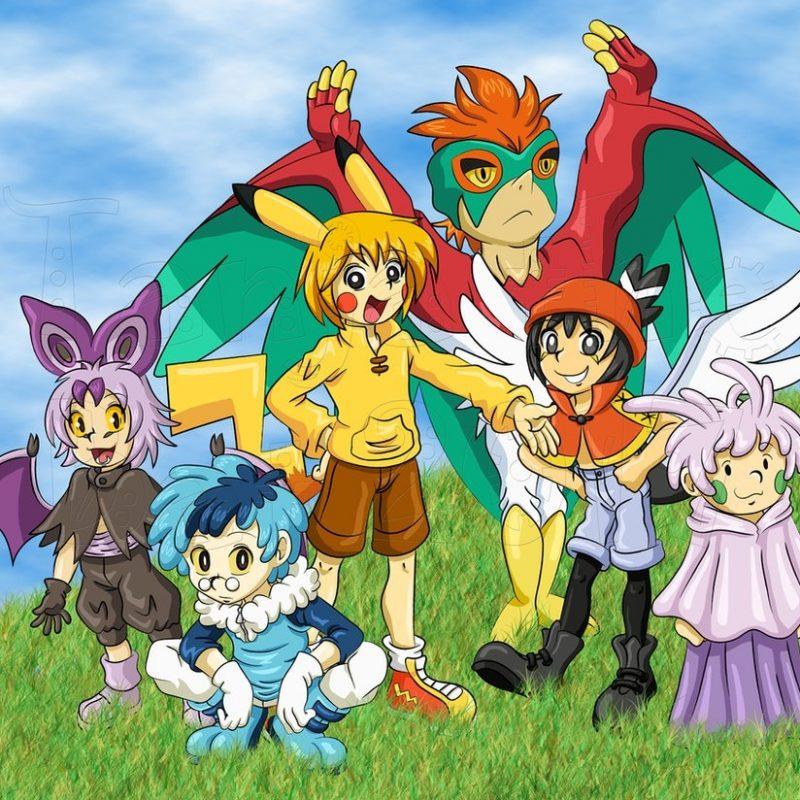 10 Most Popular Ash's Pokemon Group Photo FULL HD 1080p For PC Background 2018 free download kalos pokemon ashs teamtanjathebat on deviantart 800x800