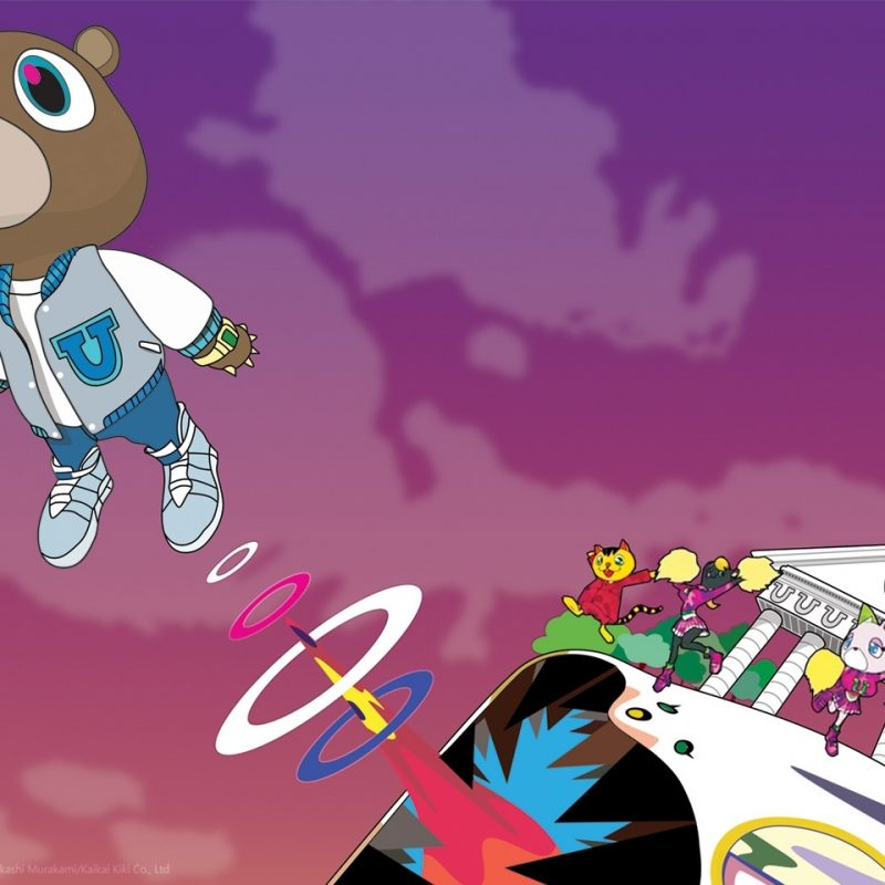 10 Most Popular Graduation Kanye West Wallpaper FULL HD 1080p For PC Background 2018 free download kanye west bear wallpaper desktop background sdeerwallpaper 1 800x800