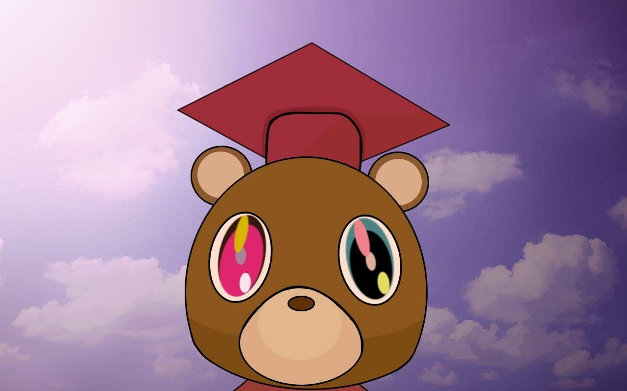 kanye west graduation wallpaper