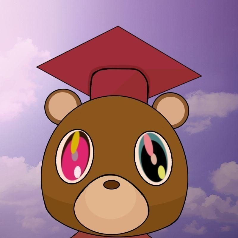 10 Most Popular Kanye West Bear Drawing FULL HD 1920×1080 For PC Desktop 2021 free download kanye west graduation wallpapers wallpaper cave 800x800