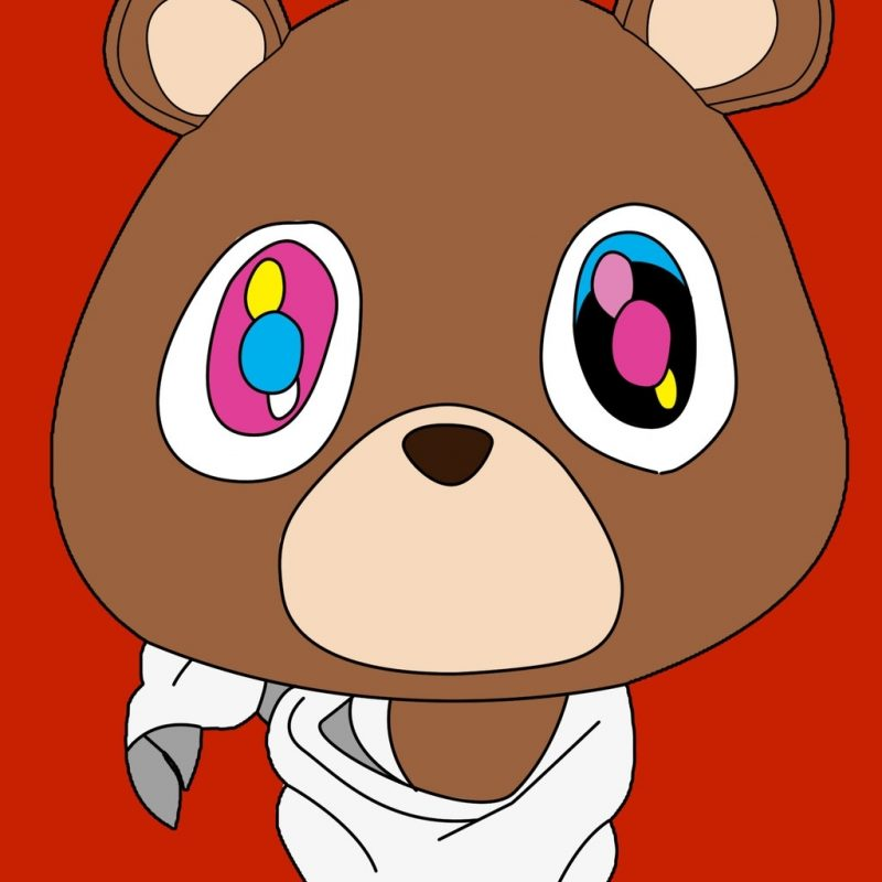 10 Most Popular Kanye West Bear Drawing FULL HD 1920×1080 For PC Desktop 2021 free download %name