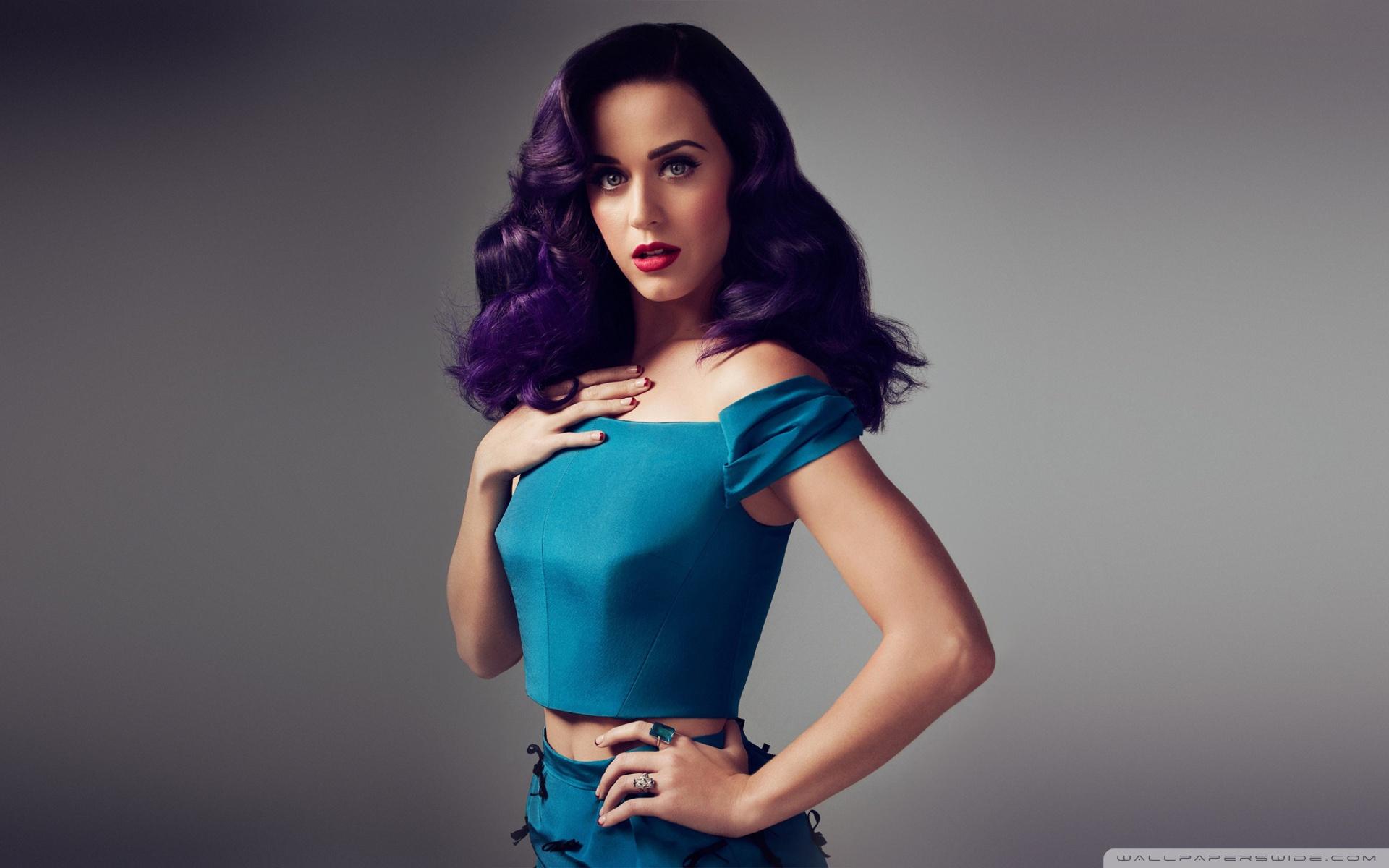katy perry purple hair ❤ 4k hd desktop wallpaper for 4k ultra hd tv