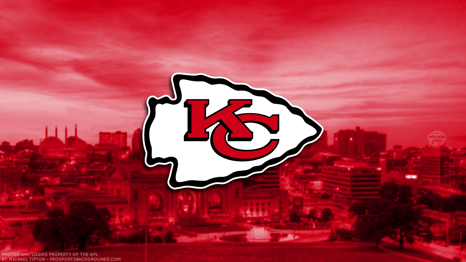 10 Top Kansas City Chiefs Hd Wallpaper FULL HD 1920×1080 For PC Background 2021