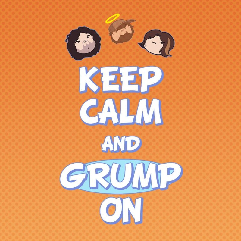 10 Top Game Grumps Phone Wallpaper FULL HD 1920×1080 For PC Desktop 2021 free download keep calm and grump on game grumps know your meme 800x800