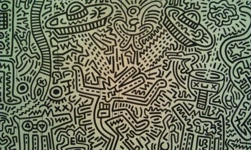 10 Best Keith Haring Black And White Wallpaper FULL HD 1920×1080 For PC Desktop 2018 free download keith haring and the rhythms of painting hydramag 800x478