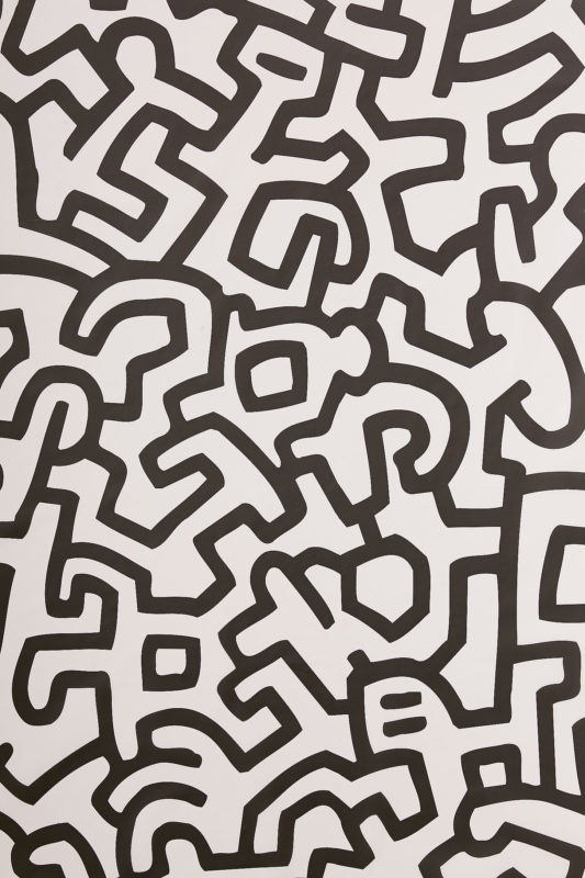 10 Best Keith Haring Black And White Wallpaper FULL HD 1920×1080 For PC Desktop 2018 free download keith haring removable wallpaper tile wallpaper keith haring 533x800