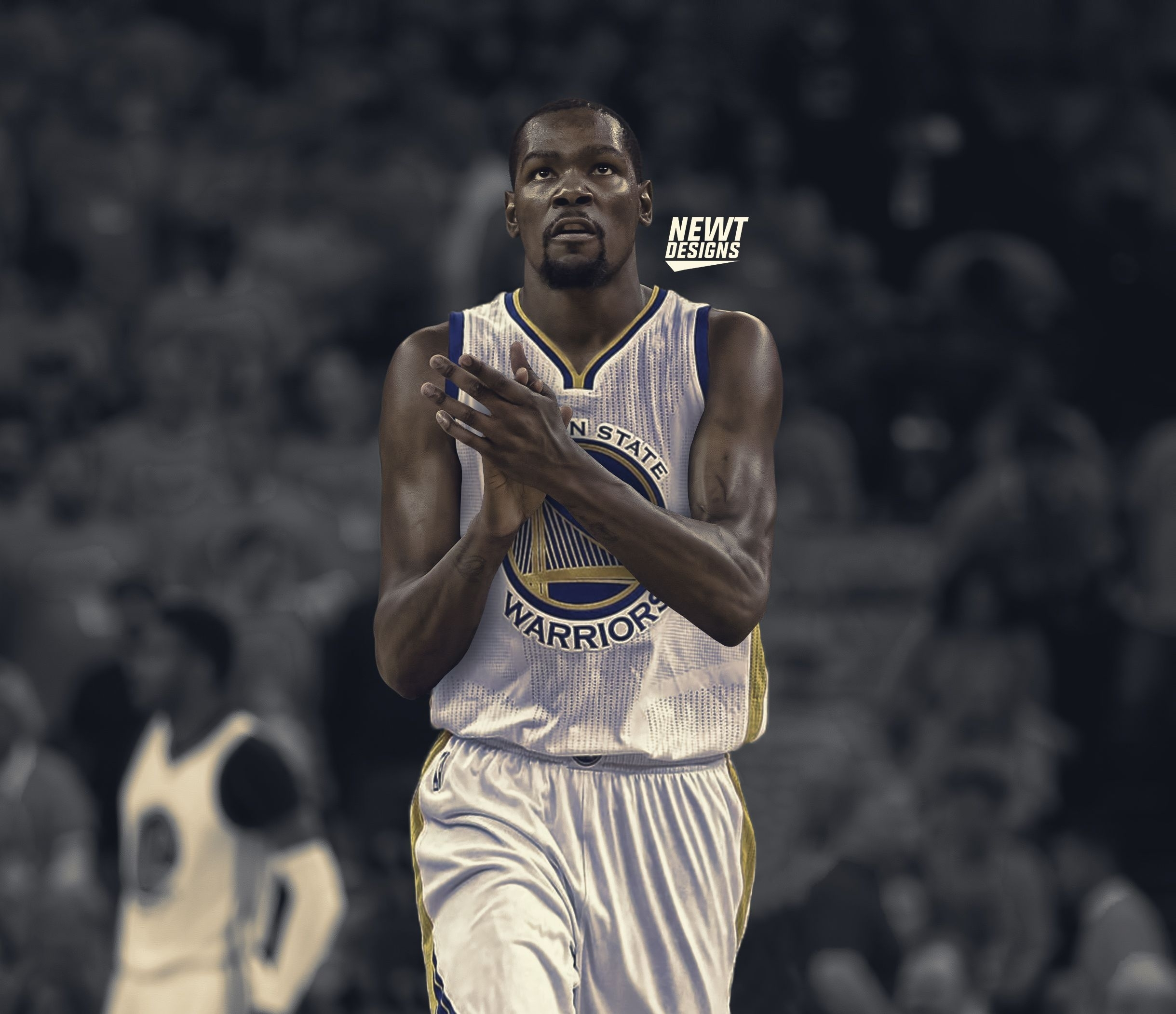 kevin durant warriors wallpapers - wallpaper cave
