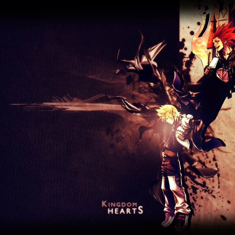 10 Best Kingdom Hearts Wallpaper 1920X1080 Roxas FULL HD 1080p For PC Background 2018 free download kh 358 2 days wallpaperfirebomb9 on deviantart 800x800