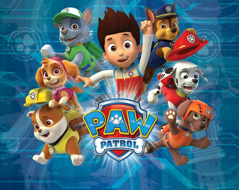 10 Latest Paw Patrol Wallpapers FULL HD 1080p For PC Background 2018 free download kids room paper wallpapers paw patrol homewallmurals 800x638