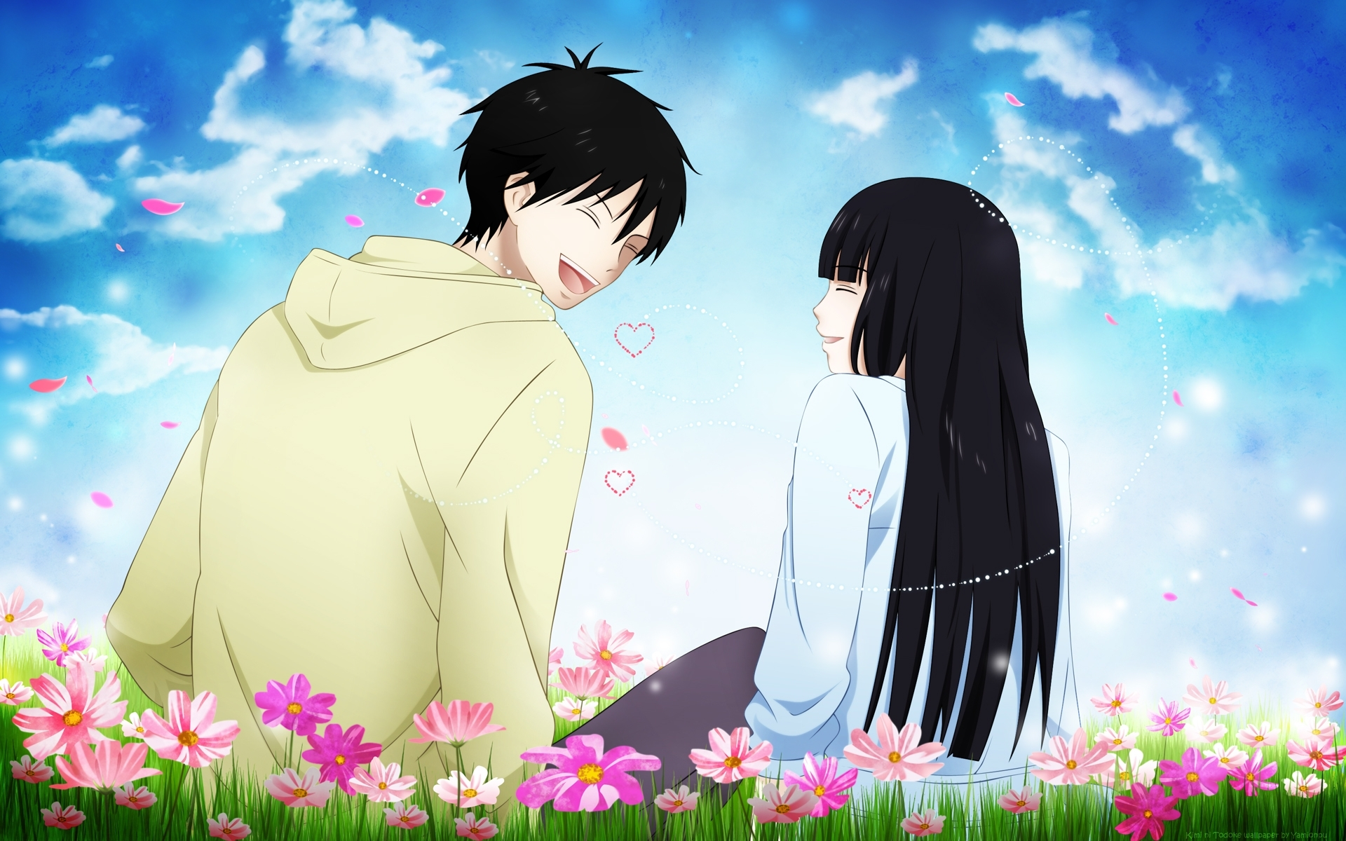 kimi ni todoke (from me to you) wallpaper #130787 - zerochan anime