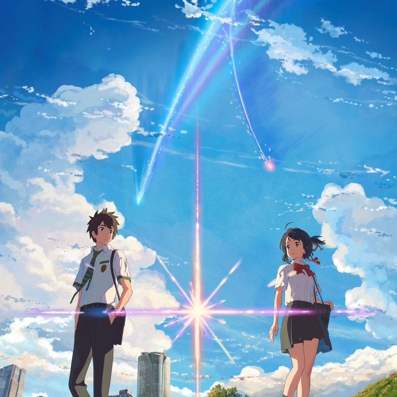 10 Latest Kimi No Na Wa Hd Wallpaper FULL HD 1080p For PC Background 2021 free download kimi no na wa your name zerochan anime image board 1 800x800