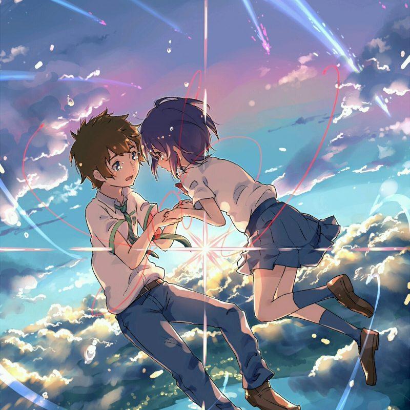 10 New Kimi No Nawa Hd FULL HD 1920×1080 For PC Background 2018 free download kimi no na wa your name zerochan anime image board 800x800