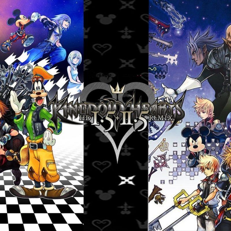 10 Latest Kingdom Hearts 2.5 Wallpaper FULL HD 1920×1080 For PC Desktop 2018 free download kingdom hearts 1 5 2 5 hd remix wallpaperthe dark mamba 995 on 800x800