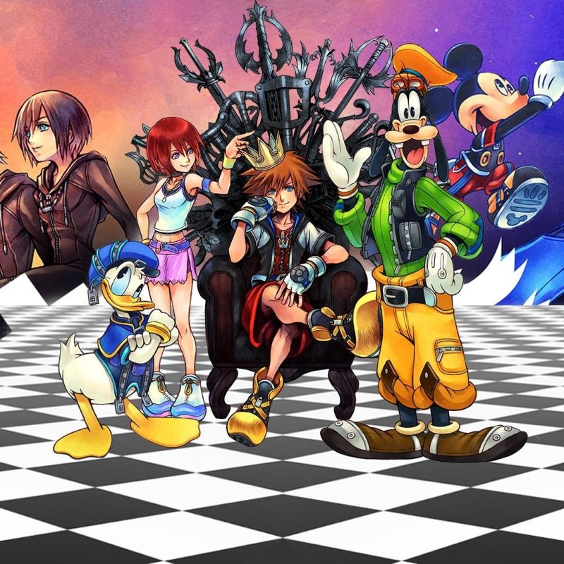 10 Most Popular Kingdom Hearts 2.5 Wallpaper 1920X1080 FULL HD 1920×1080 For PC Desktop 2020 free download %name