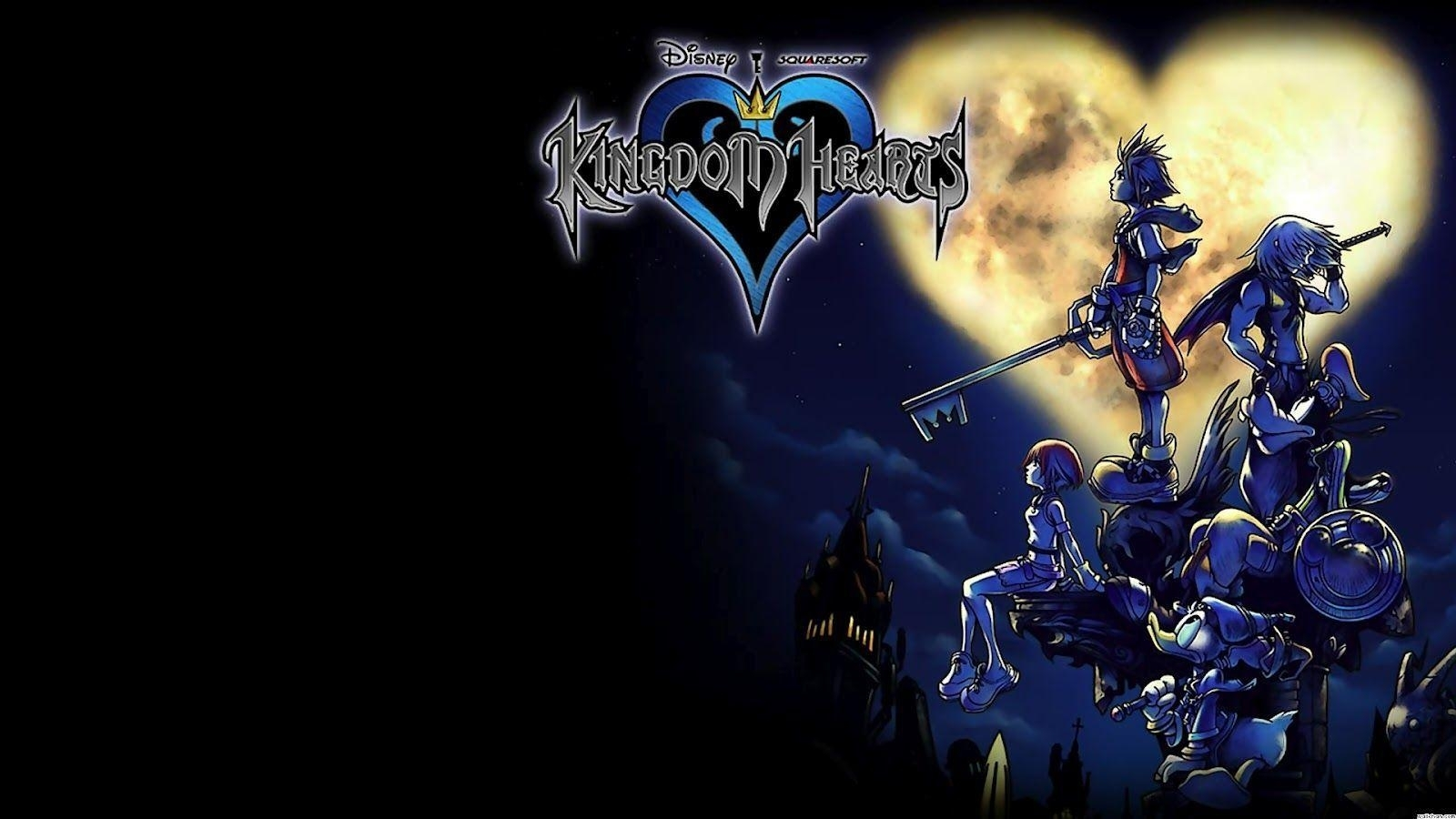 kingdom hearts 1 wallpapers - wallpaper cave