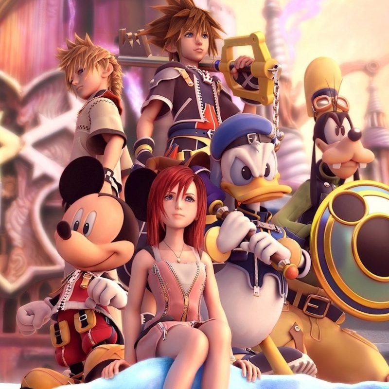 10 New Kingdom Hearts Wallpaper 1080P FULL HD 1080p For PC Desktop 2020 free download kingdom hearts 1080p walldevil 800x800