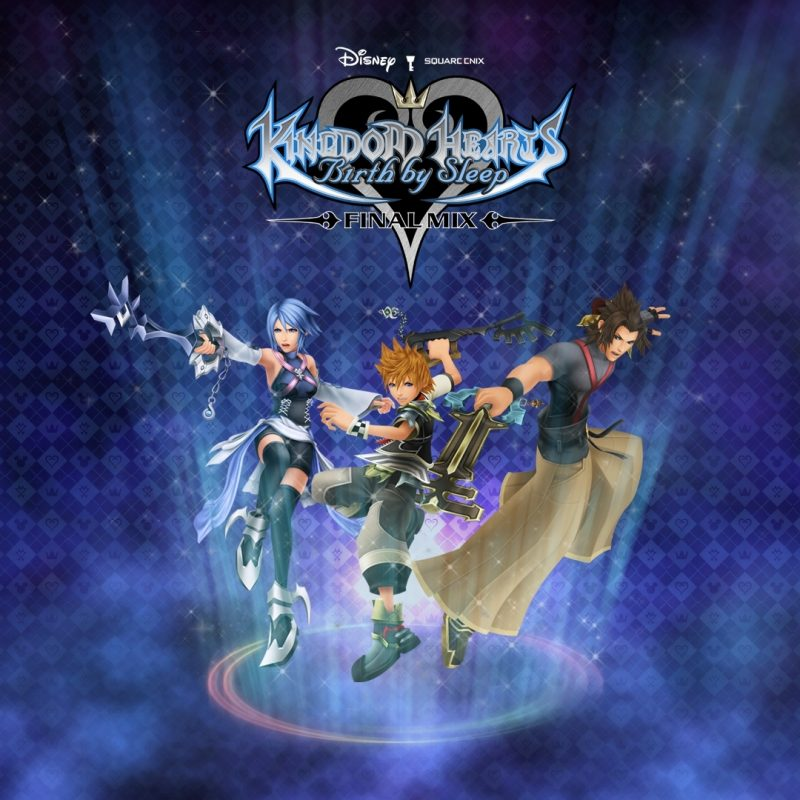 10 New Kingdom Hearts Birth By Sleep Wallpaper FULL HD 1080p For PC Background 2018 free download kingdom hearts birthsleep wallpaper hd media file 800x800