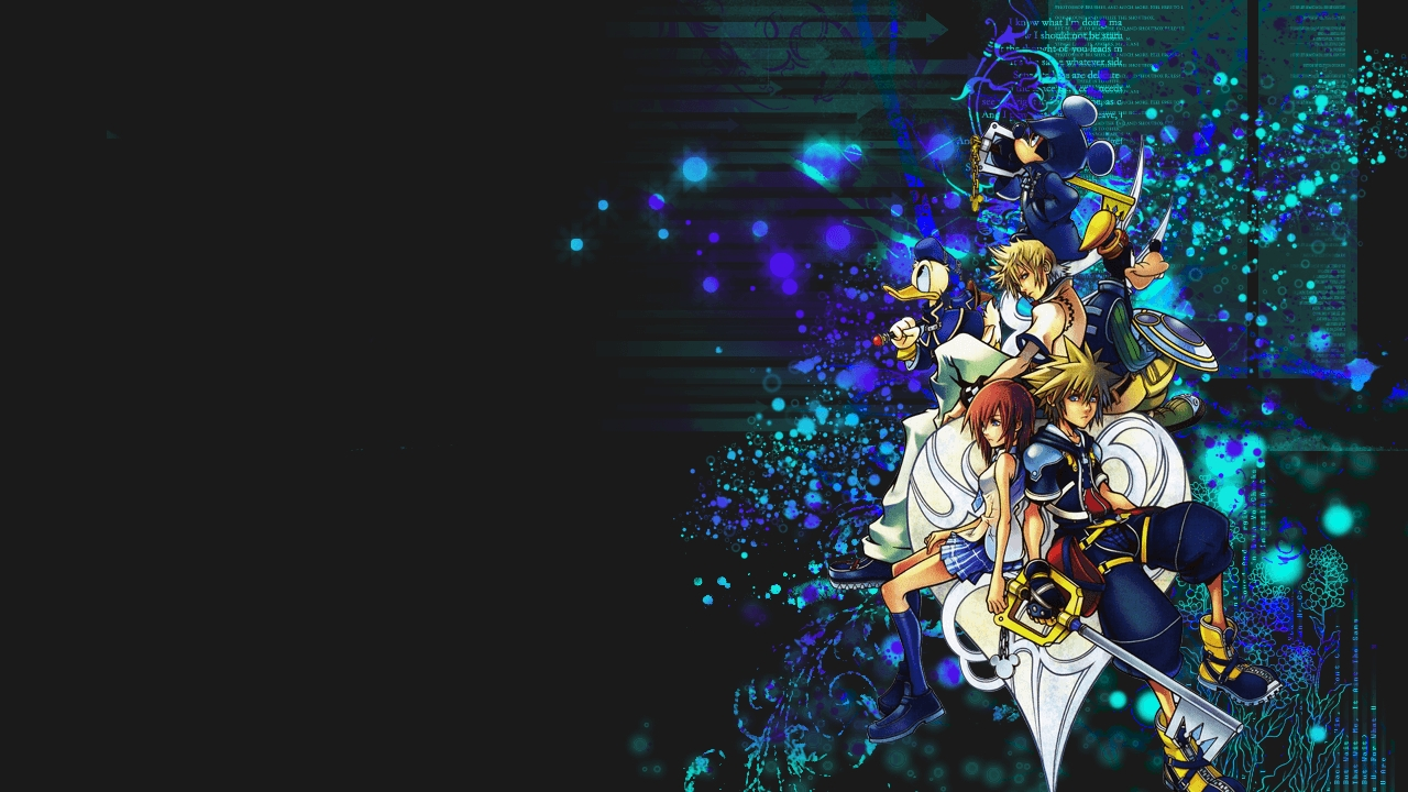 kingdom hearts desktop backgrounds - wallpaper cave