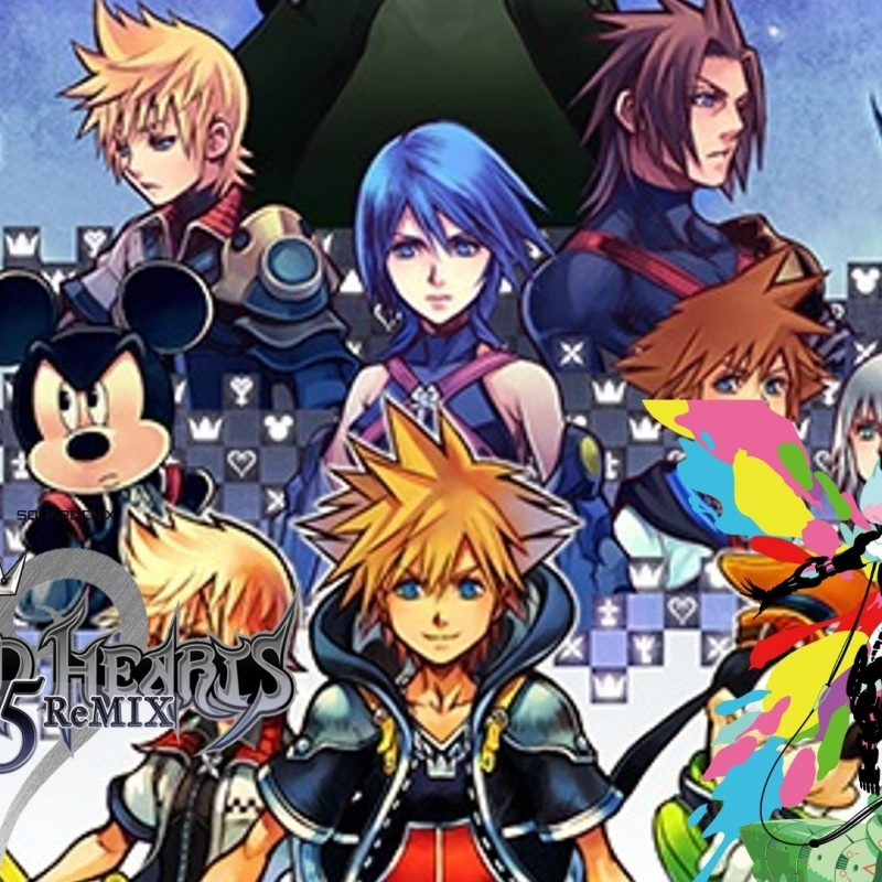 10 Latest Kingdom Hearts 2.5 Wallpaper FULL HD 1920×1080 For PC Desktop 2018 free download kingdom hearts hd 2 5 remix tgs gameplay youtube 800x800