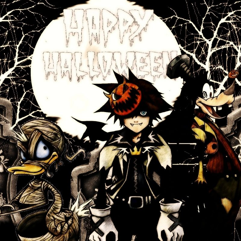 10 Top Kingdom Hearts Halloween Wallpaper FULL HD 1080p For PC Background 2018 free download kingdom hearts hd 727923 walldevil 800x800