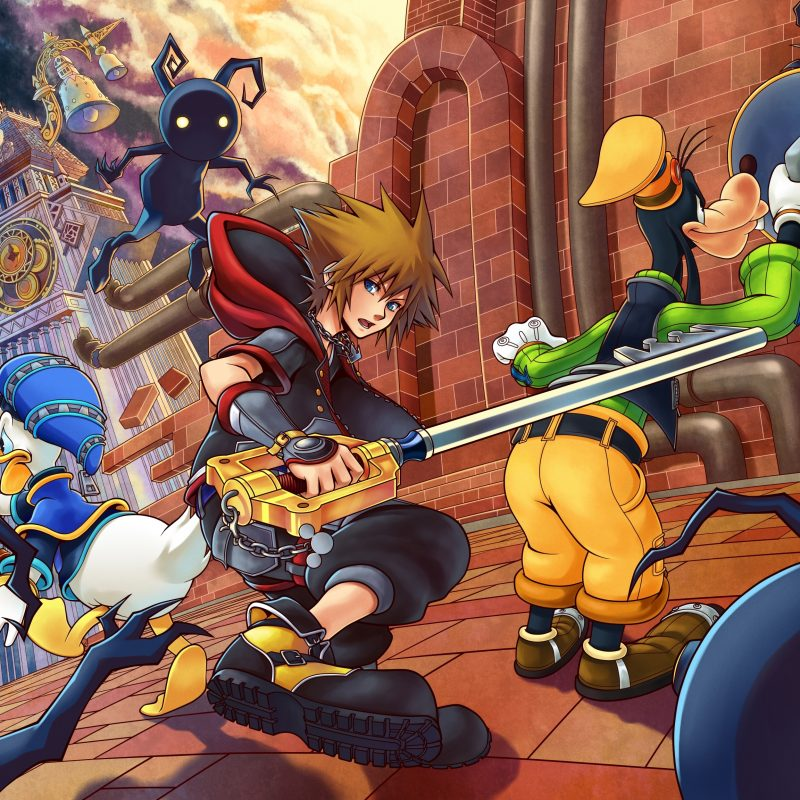 10 New Kingdom Hearts 4K Wallpaper FULL HD 1080p For PC Background 2018 free download kingdom hearts iii 4k ultra hd wallpaper and background image 800x800