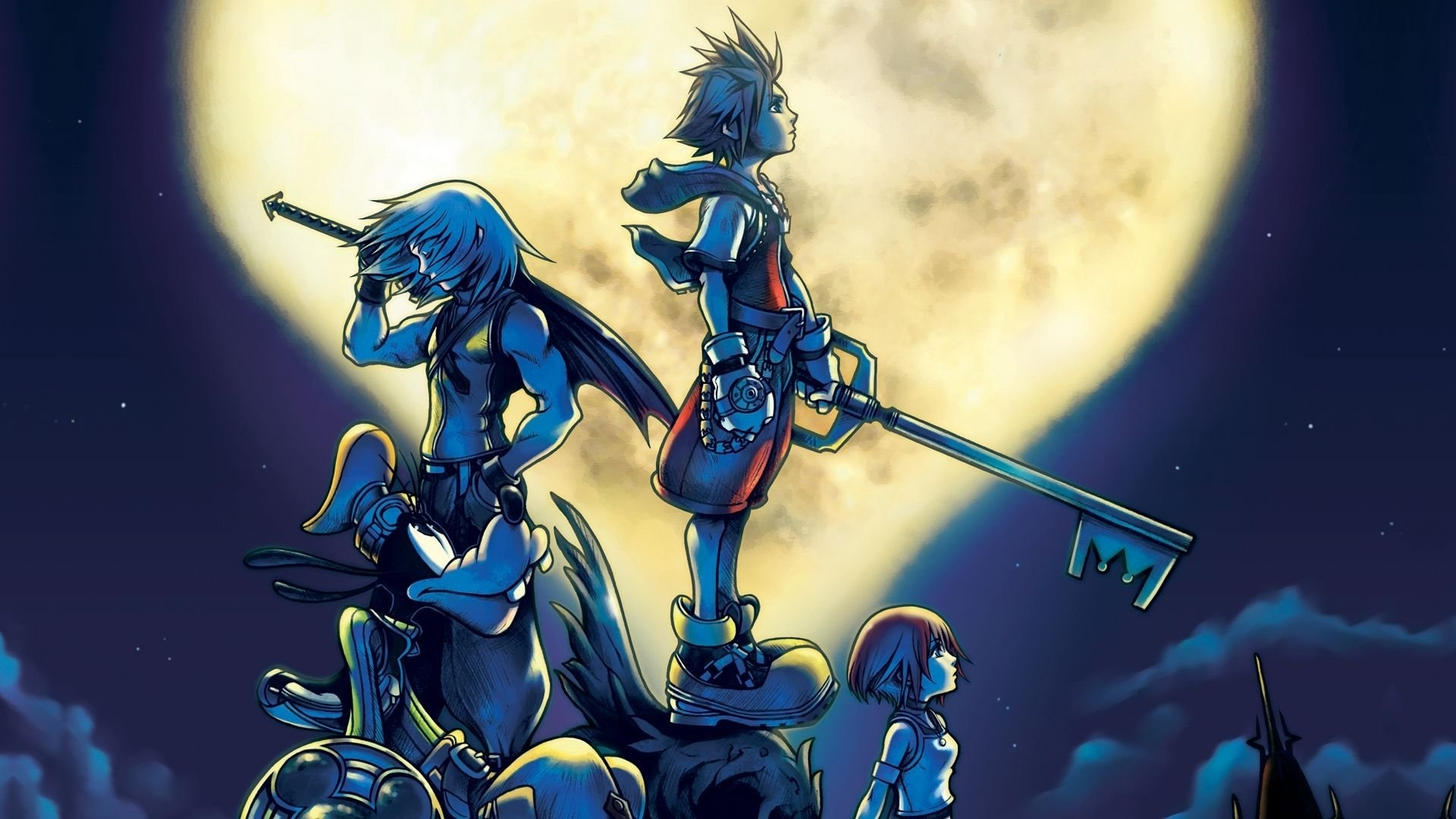 kingdom hearts riku wallpaper 70+ - xshyfc