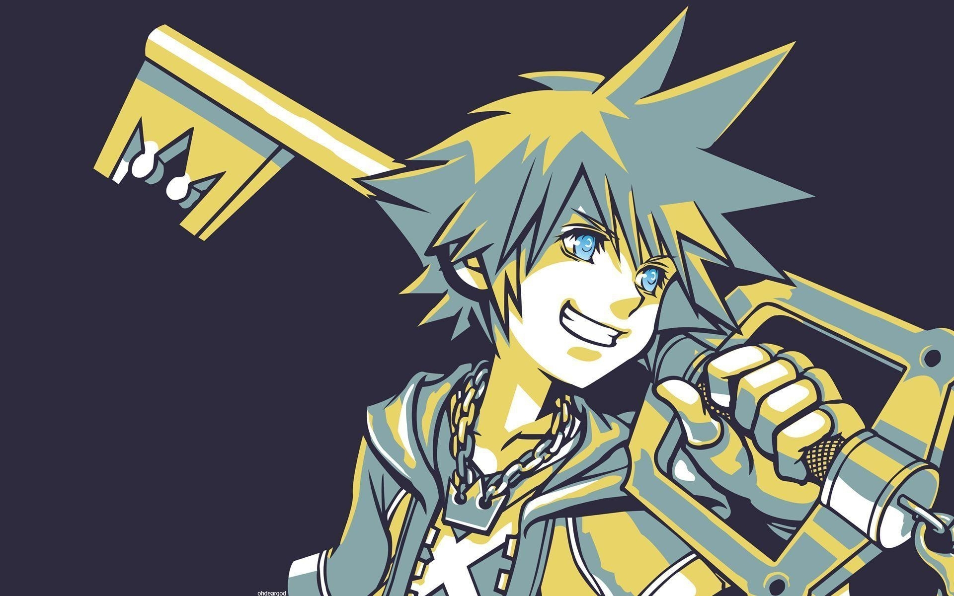 kingdom hearts sora wallpapers - wallpaper cave