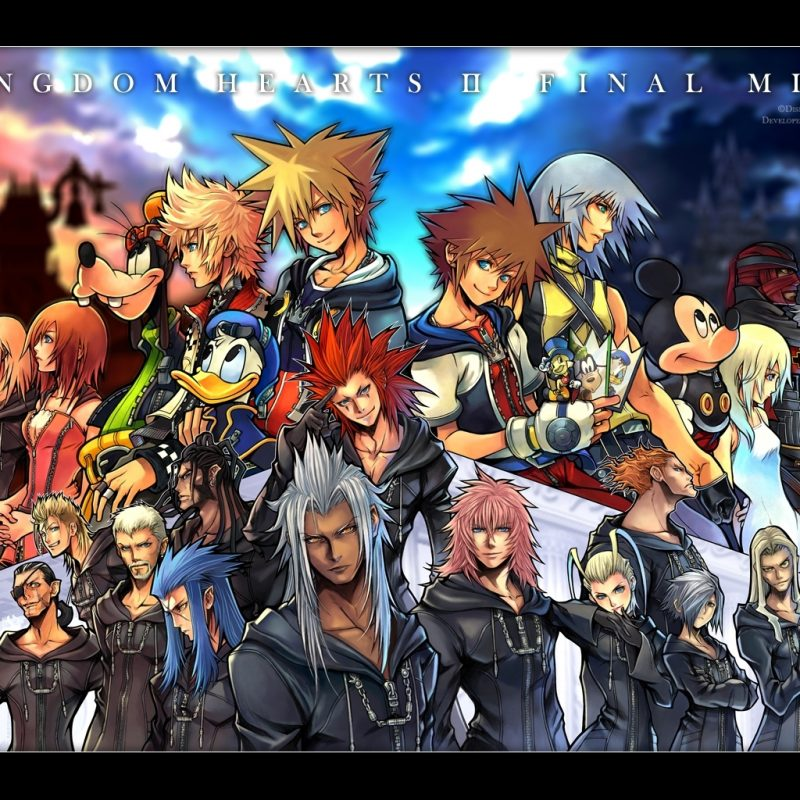 10 Latest Kingdom Hearts 2.5 Wallpaper FULL HD 1920×1080 For PC Desktop 2020 free download kingdom hearts wallpaper and background image 1280x1024 id139 800x800