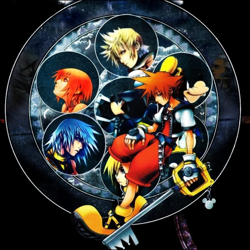 10 Top Cool Kingdom Hearts Wallpaper FULL HD 1920×1080 For PC Desktop 2021 free download kingdom hearts wallpaper and background image 1280x990 id35304 800x800