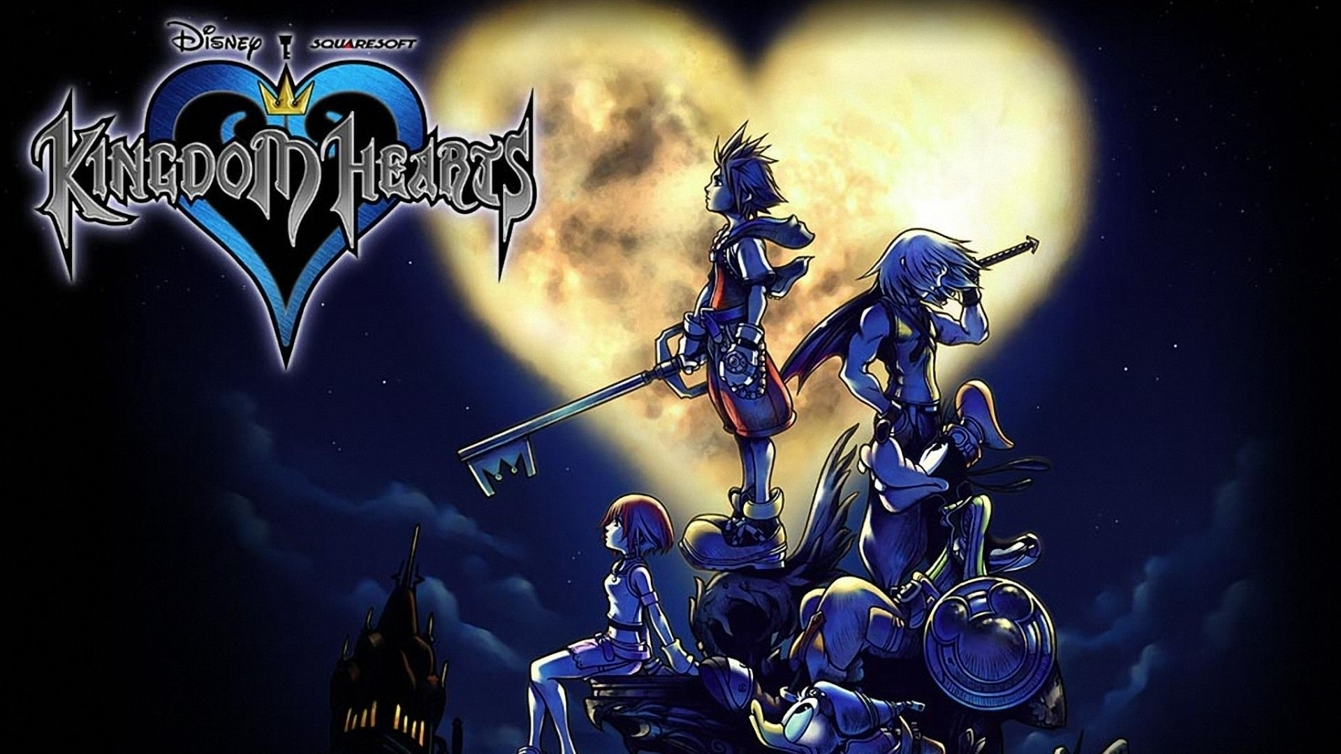 kingdom hearts wallpapers, hd kingdom hearts wallpapers for free