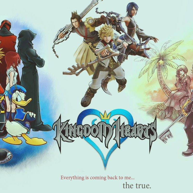 10 New Kingdom Hearts Desktop Backgrounds Hd FULL HD 1080p For PC Background 2018 free download kingdom hearts wallpapers hd wallpaper cave 14 800x800