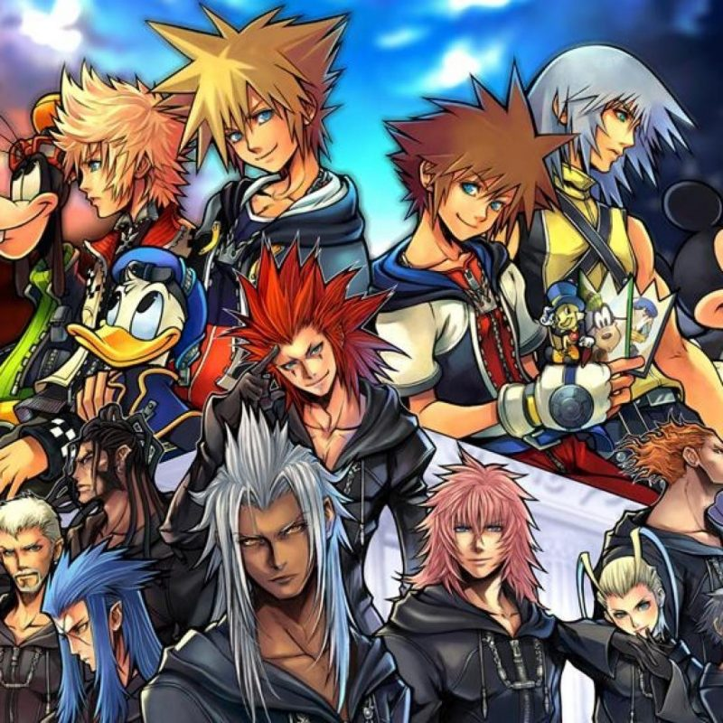 10 New Kingdom Hearts 4K Wallpaper FULL HD 1080p For PC Background 2018 free download kingdom hearts wallpapers hd wallpaper cave 4 800x800