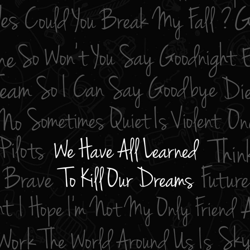 10 Best Twenty One Pilots Wallpaper Lyrics FULL HD 1920×1080 ...