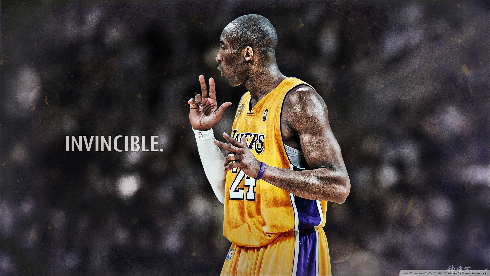 kobe bryant invincible ❤ 4k hd desktop wallpaper for 4k ultra hd tv