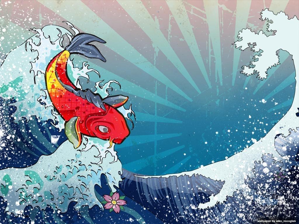 10 Most Popular Koi Fish Wallpaper Hd FULL HD 1080p For PC ...