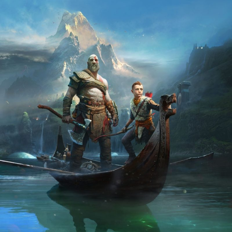 10 Top God Of War Wallpapers FULL HD 1080p For PC Desktop 2020 free download kratos atreus god of war 2018 wallpapers hd wallpapers id 22180 800x800