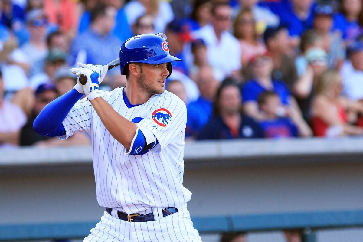 kris bryant will join cubs friday, per report - sbnation