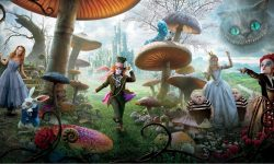 10 Top Alice In Wonderland Wallpaper FULL HD 1920×1080 For PC Background